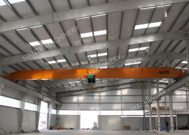 Trung Quốc 10T Single Girder Overhead Cranes For Factories / Material Stocks / Workshop nhà phân phối