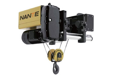 Trung Quốc 12.5 Ton Low Headroom Hoist For Workshop , Maximum Lifting Height 30m nhà phân phối